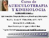 Curso de Auriculoterapia y Kinesiología en Benidorm