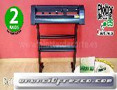 Plotter de corte barato Refine EH 721 con software Flexi Starter