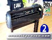 Refine CC 720 plotter de corte con lapos corte de contornos 63 cm ancho