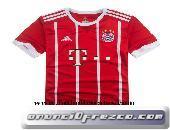 Camiseta Bayern Munich 2018