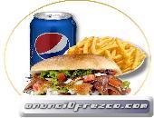 Ven y disfruta los mejores precios en Kebab Pack