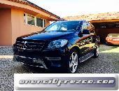Mercedes-Benz ML 350 BlueTec 4M 7G Plus Edition 2012 12000 EUR