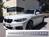 BMW 220 Cabrio M Sport 2015 15000 EUR