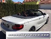 BMW 220 Cabrio M Sport 2015 15000 EUR 3