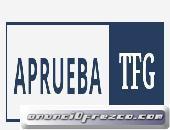 TE ASESORAMOS CON TU TFG/TFM.