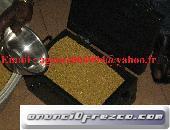 venta de pepitas de oro