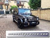 Mercedes-Benz G 500 AMG 1999 180000 km 25000 EUR