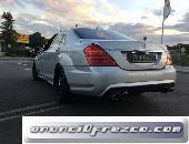 Mercedes-Benz S 500 7G S63 Amg 2006 177500 km 10100 EUR