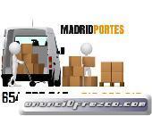 ABIERTOS POR VACACIONES 65/460*0847 MUDANZAS EN VALLECAS