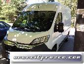 Vendo furgoneta citroen Jumper, nueva color blanco a buen precio