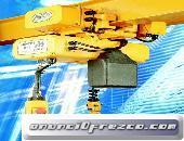 polipastos electricos de nueva generacion industriales