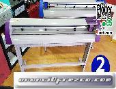 Plotter de corte 126 cm ancho corte Refine CC1350 II con laser de posicionamiento profesional