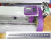 Plotter de corte 126 cm ancho corte Refine CC1350 II con laser de posicionamiento profesional 3