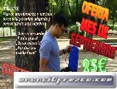 OFERTA SEPTIEMBRE Entrenador personal presencial y online Donimanutrainer(Manuel)