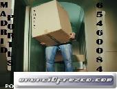 ANUNCIOS=TARIFAS(LEGAZPI-MADRID)9,1x3,68,9819 PORTES BARATOS COSLADA