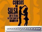 CLASES DE SALSA Y RUEDA CUBANA 2017-2018 EN GIJON