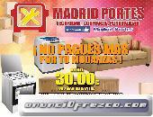 PORTES#A PARTICULARES#BARATOS 65(46)OO847 EXPRESS EN MONCLOA,EL PARDO