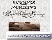 buscamos masajistas para IBIZA,Baleares,altos ingresos