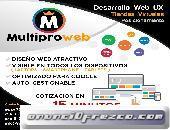 diseños de paginas web creativas