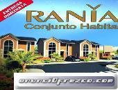 INVIERTE EN TU SEGURIDAD URBANIZACION RANIA EN ECUADOR