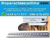 Reparacion de Calderas y Aires acondicionados, Termos