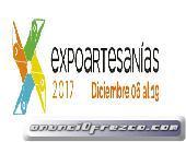 Expoartesanias 2017 Bpogotá, Colombia - CORFERIAS del 6 al 19 de Diciembre