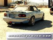 Mazda mx5 mx5 NA, coche biplaza 3