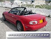 Mazda mx5 na, color rojo, 115cv 3