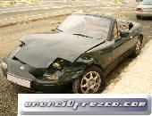 Mazda miata mx5 Na, coche descapotable de 1800cc