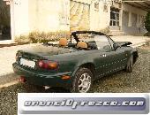 Mazda miata mx5 Na, coche descapotable de 1800cc 3