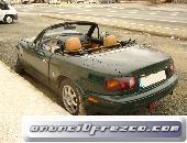 Mazda miata mx5 Na, coche descapotable de 1800cc 4