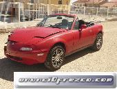 Mazda mx5 na, miata, con 115cv, 1600cc