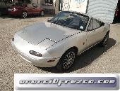 Mazda mx5 na, plateado, para recambios 2