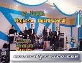 ORQUESTA MUSICA VARIADA EN VIVO PARA MATRIMONIOS CUMPLEAÑOS EN LIMA PERU
