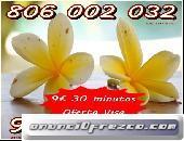 Promoción oferta Visa 30 minutos 9 €