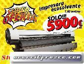 Impresora Ecosolvente Stormjet SJ7160S 160 cm