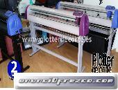 Plotter de corte Refine CC1350II de 120 cm con LAPOS 2