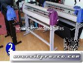 Plotter de corte Refine CC1350II de 120 cm con LAPOS 4