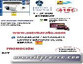 Oferta kit videovigilancia IP WIFI exterior HD