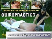 Quiropractico - Osteopata - masaje