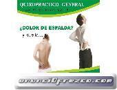 Quiropractico - Osteopata - masaje 2