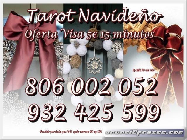 RITUAL ESPECIAL FIN DE AÑO GRATIS. OFERTA VISA 10€ 30 MIN. TAROT 806 SOLO 0,42/0,79 CM.