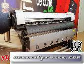 Impresora ecosolvente de gran formato StormJet SJ7160 nueva con garantia en españa 2