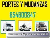 MUDANZAS EXPRESS Y SEGURA 65460X08X47PORTES EN SANCHINARRO