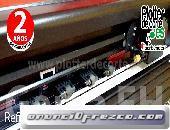 NUEVO Plotter de corte Refine EH 721 Plus con SignMaster 2