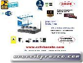 Oferta kit videovigilancia interior HD IP WIFI AUTOINSTALABLE.