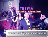 """*ORQUESTA* """"ORQUESTA FIESTA AÑO NUEVO"""" en Lima Perú *LA TRIVIA* .* *.CUMPLEAÑOS.* ;ORQUESTA PARA *FI"""