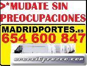 BUSCA MUDANZAS ECONOMICAS.91#368#9819[PORTES EN MADRID]