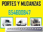 TRANSPORTES Y MUDANZAS EN COLMENAR VIEJO(65#4600847)SERV.URGENTES