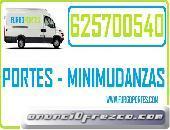MUDANZAS ® EN PARLA ® 91/04*19/1/23 - BARAJAS